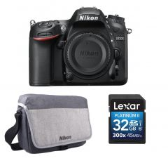 Aparat foto DSLR Nikon D7200 Body + BONUS: Geanta Nikon si Card 32GB