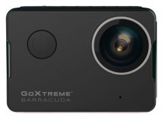 Camera Video Sport GoXtreme Barracuda 4K@25fps, 20 MPx (Include 8 Accesorii), submersibil pana la 10m fara carcasa subacvatica