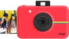 Camera Foto Instant Polaroid SNAP, Rosu