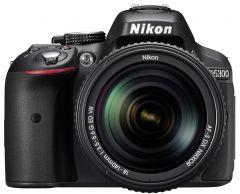 Nikon D5300 cu Obiectiv 18-140mm VR