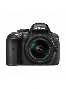 Aparat foto DSLR Nikon D5300, 24,2MP Black + Obiectiv AF-P 18-55mm VR