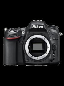 Aparat foto DSLR Nikon D7100, 24.1MP, Body