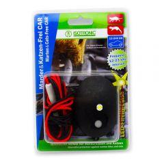 Generator cu ultrasunete pentru protectie auto, anti rozatoare, jderi, dihori, soareci, sobolani Marten Cats Free