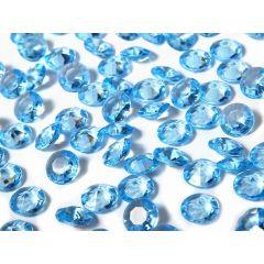 Cristale diamant, Bleu, 100 buc