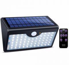Lampa solara cu senzor de miscare si lumina cu 60 leduri 90W