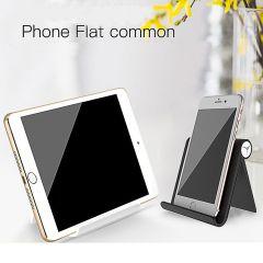 Suport reglabil universal de birou, pentru telefon sau tableta, din plastic