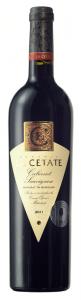 Vin rosu sec La Cetate Cabernet Sauvignon 0.75L