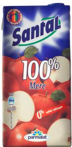 Bautura racoritoare de mere Santal 2L