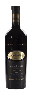 Vin rosu sec Crama Ceptura Feteasca Neagra 0.75L