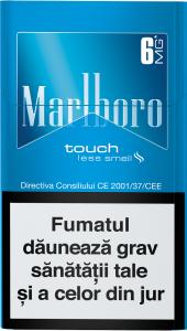 Tigari Marlboro Touch 6mg