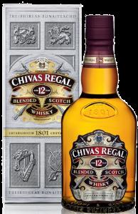 Whisky Chivas Regal 12 ani 0.5L