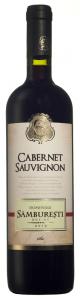 Vin rosu sec Domeniile Samburesti Cabernet Sauvignon 0.75L