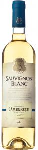 Vin alb sec Samburesti 0.75L