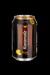 Bere fara alcool cu limonada Karamalz 0.33L