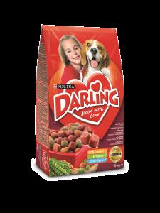 Hrana uscata cu carne si legume Darling 10kg