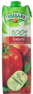 Suc de tomate 100% cu rosii proaspete Tymbark 1L