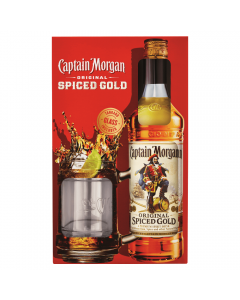 Pachet Captain Morgan Gold
