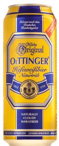 Bere nefiltrata din grau Oettinger 0.5L