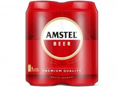 Bere Amstel doza 4X0.5l