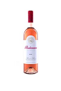 Vin rose demisec Budureasca 0.75L