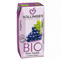 Suc de struguri Bio Hollinger 200ml
