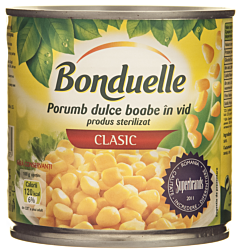 Porumb dulce Bonduelle 400g