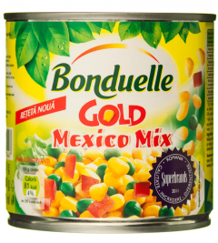 Mexico mix Bonduelle Gold 340g