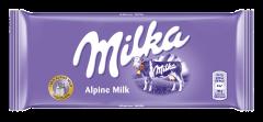 Ciocolata cu lapte Milka 100g