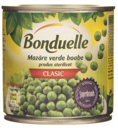 Mazare Bonduelle 400g