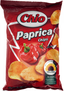 Chips cu paprika Chio 70g