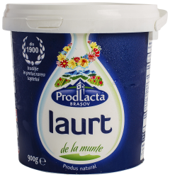 Iaurt de la munte 2.8% ProdLacta 900G