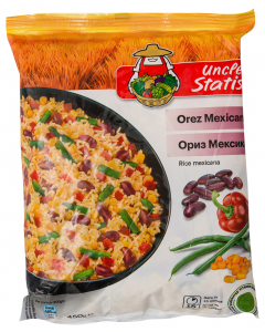 Orez mexican Uncle Statis 450g
