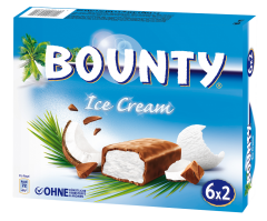 Inghetata Bounty 40gx6bucati