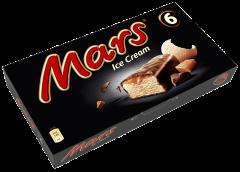 Inghetata Mars 6x41.8g