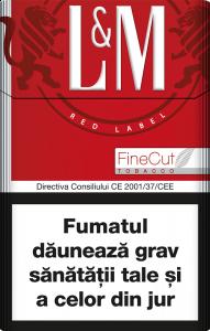 Tigari L&M Red Label