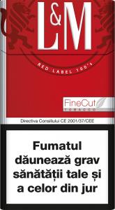 Tigari L&M 100's Red Label