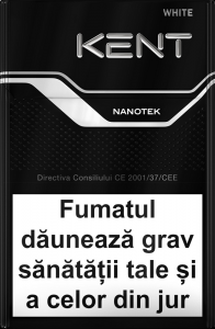 Tigari Kent Nanotek 2.0 alb