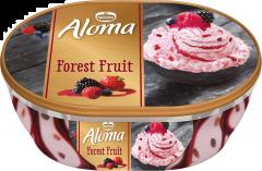 Tort cu vanilie si fructe de padure Aloma 500g