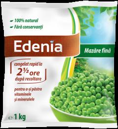 Mazare fina congelata 1kg Edenia