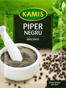 Piper negru macinat Kamis 20g