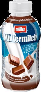 Lapte cu gust de ciocolata Muller 400g