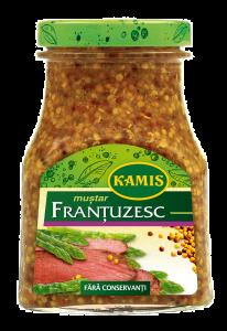 Mustar frantuzesc Kamis 185g