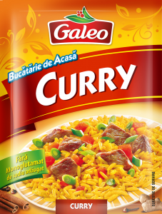 Curry Galeo 20g