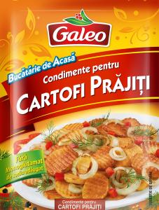 Condimente pentru Cartofi Prajiti Galeo 20g