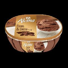 Inghetata cu cacao si sirop de cacao Aloma 553g/1000ml