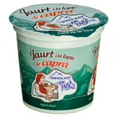 Iaurt cu lapte de capra Covalact de Tara 300g