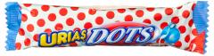 Desert cu glazura de lapte cu cacao Dots Natur urias 51g