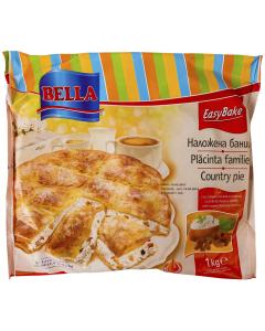 Placinta familiei cu branza sarata Bella 1kg