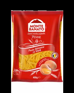 Paste Penne cu ou Monte Banato 400g