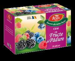 Ceai fructe de padure Fares Aromfruct 40g